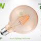 G95 LED Bulb 5W amber