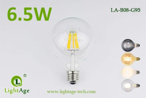 G95 filament LED 6.5w